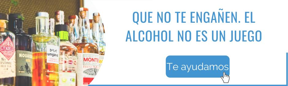 el alcohol es una droga